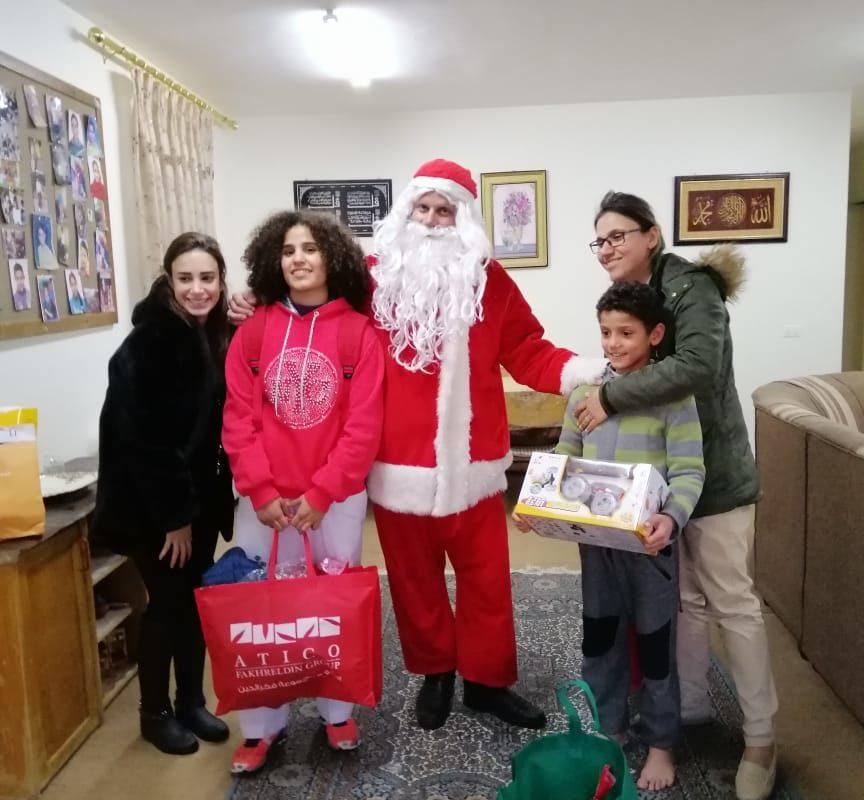 ATICO Fakhreldin Group 4th Wish Tree Initiative