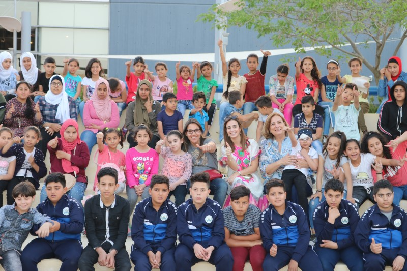 ATICO Fakhreldin Group hosts special orphan Iftar at The Children's Museum, Amman