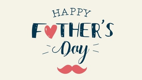 Happy Father's Day from all of us!