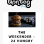 Yoshi featured in TipnTag The Weekender; 24 Hungry Hour Spots to Hit Up